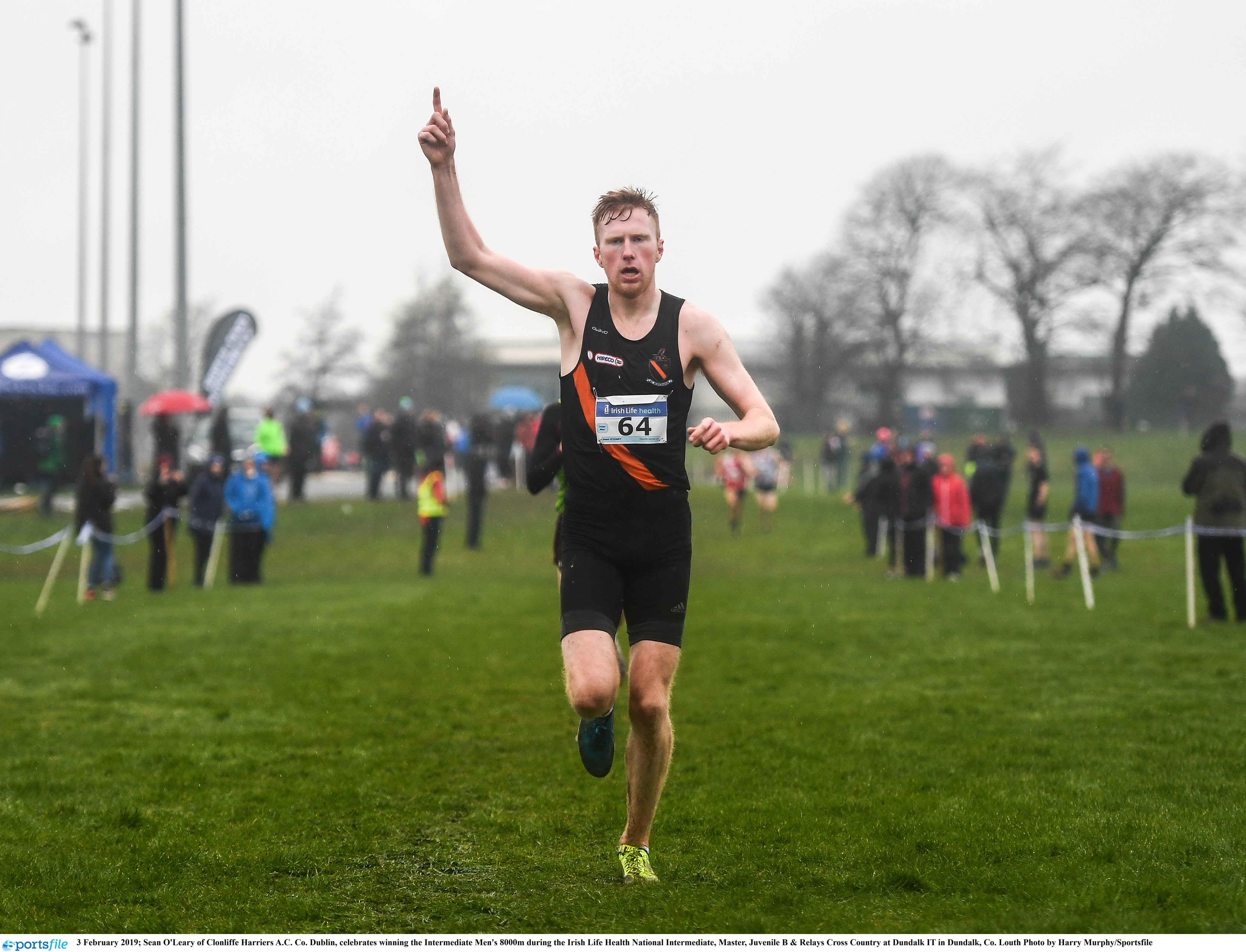 O'Leary and Nolan crown great day in Dundalk
