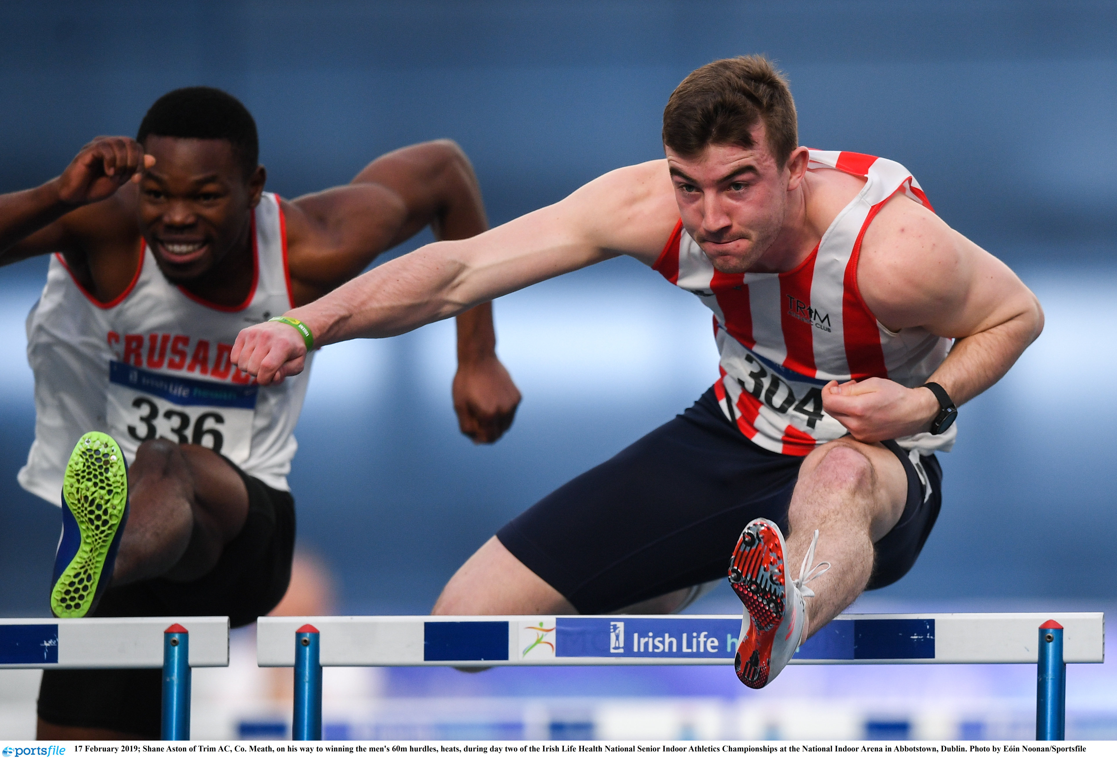 Aston and O'Connor look to star in Combined Events