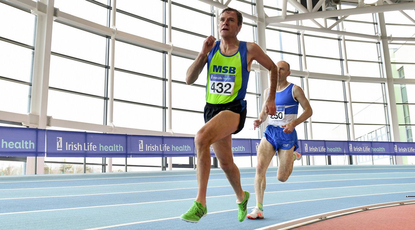 Olympian Healy stars at Masters
