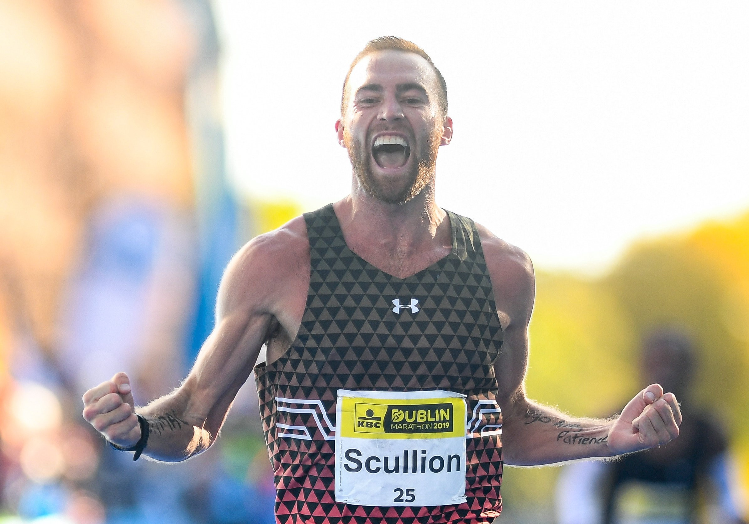 'Best day of my life' - Scullion stars in Dublin