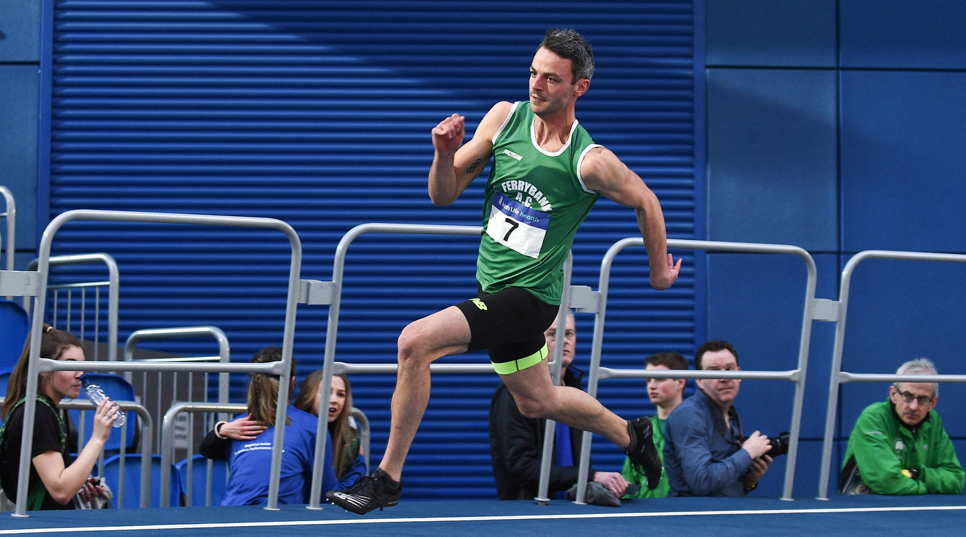 Barr and Healy to star at AAI Games; Combined events