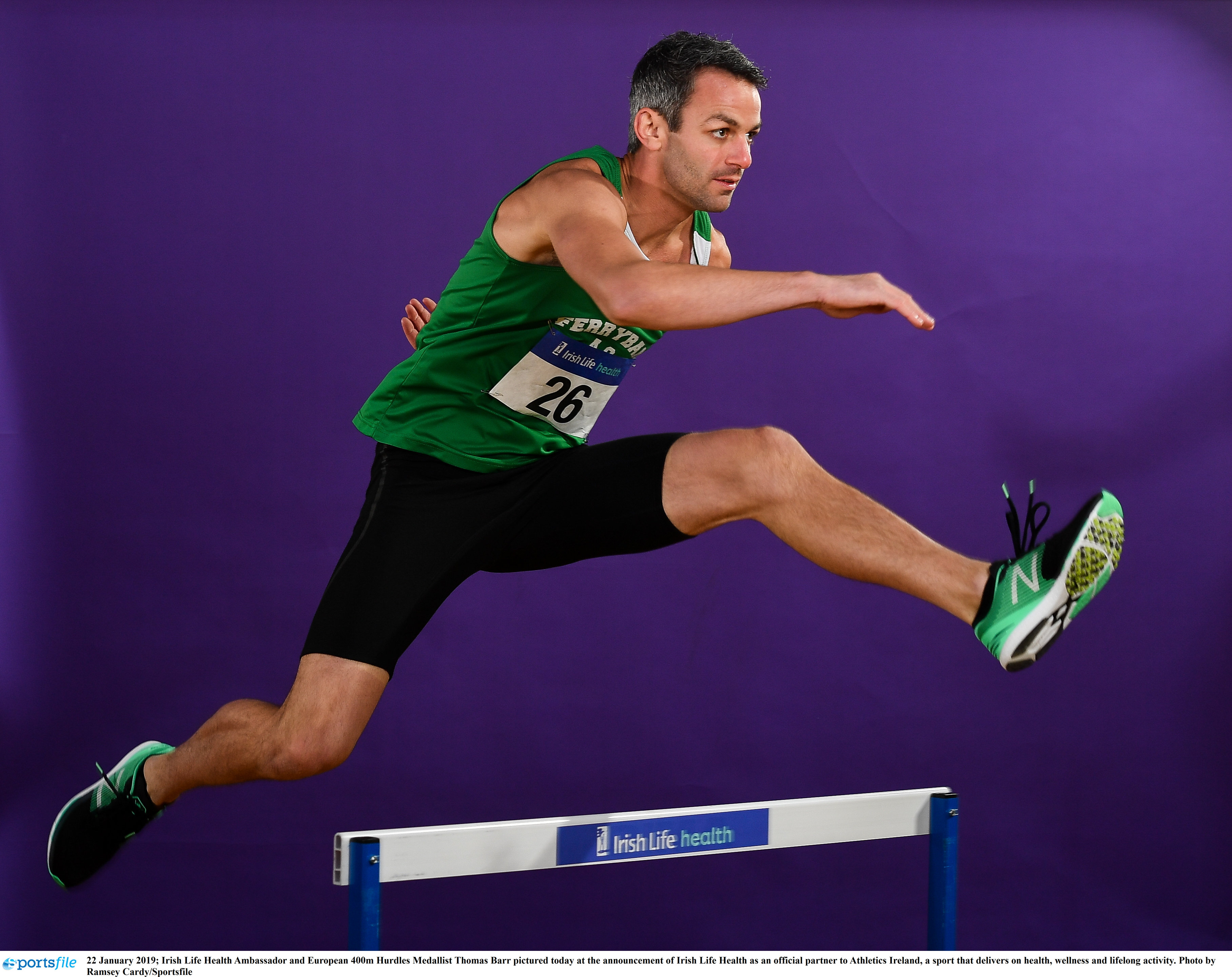 Barr heads AAI Games with Euro indoor marks in mind
