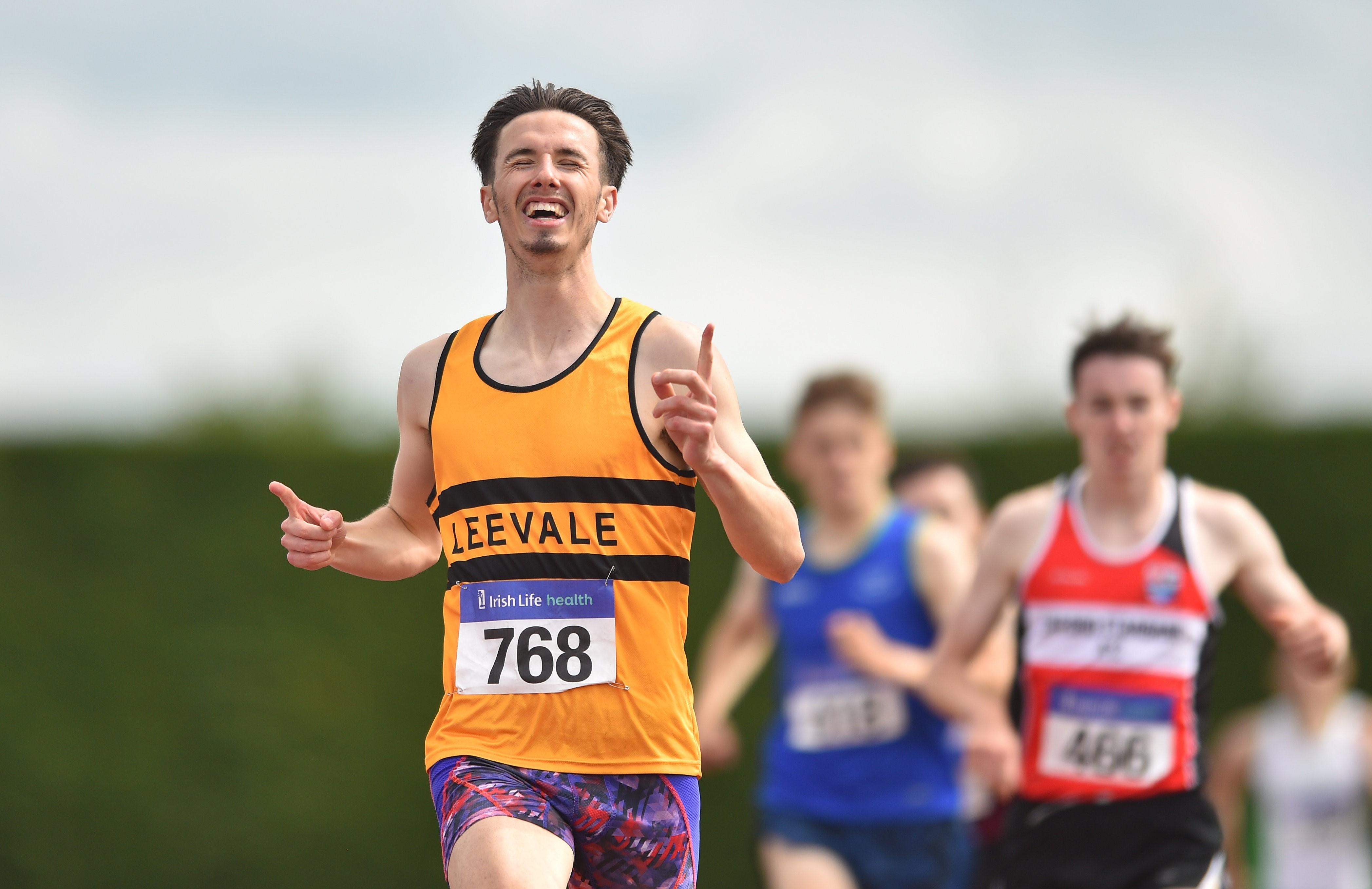 Irish Life Health National Juvenile B Track & Field Championships