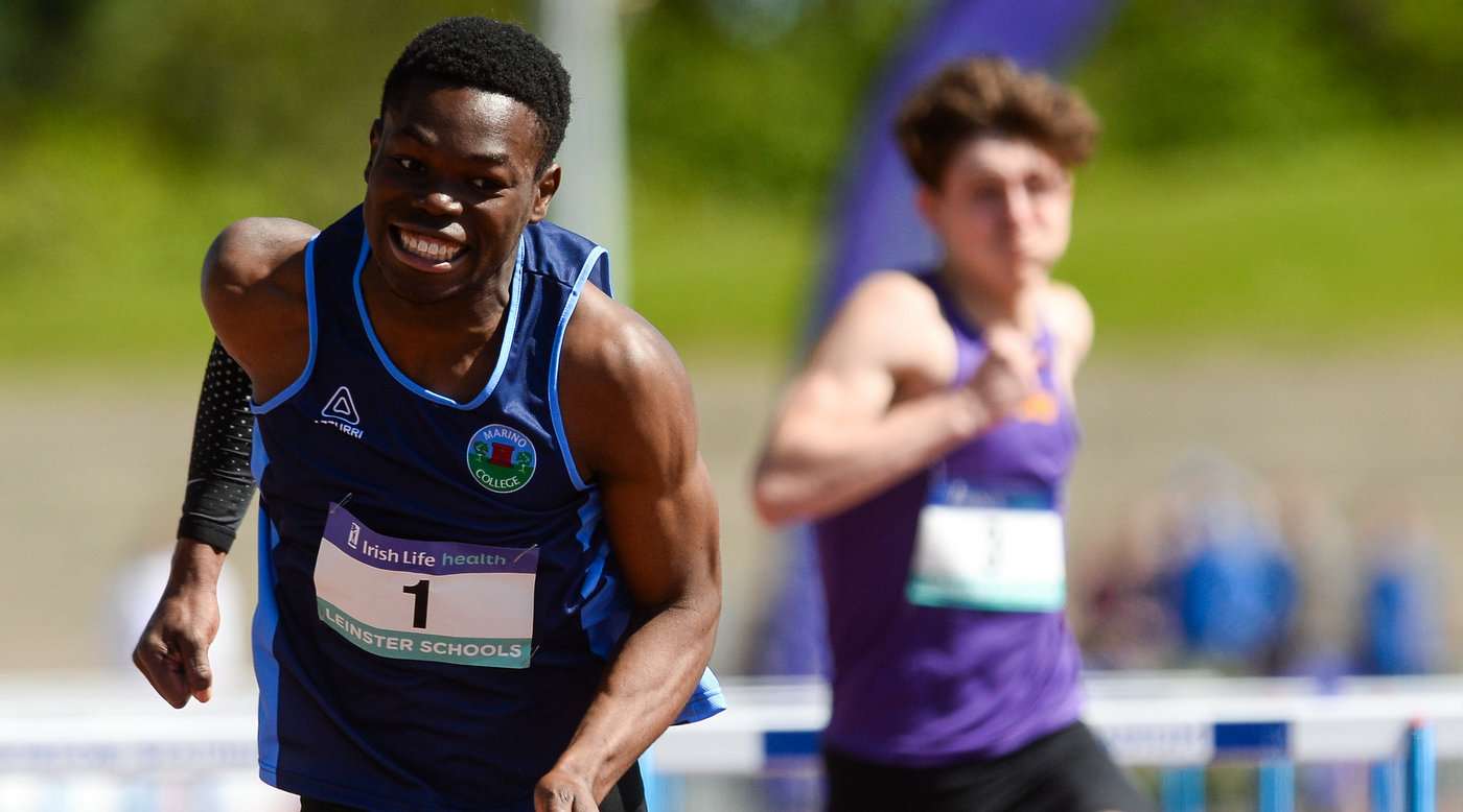 Sunny Santry delivers top class Leinster performances