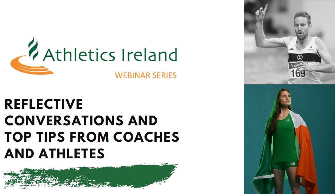Webinar Series: Reflective Conversations & Top Tips from Coaches & Athletes
