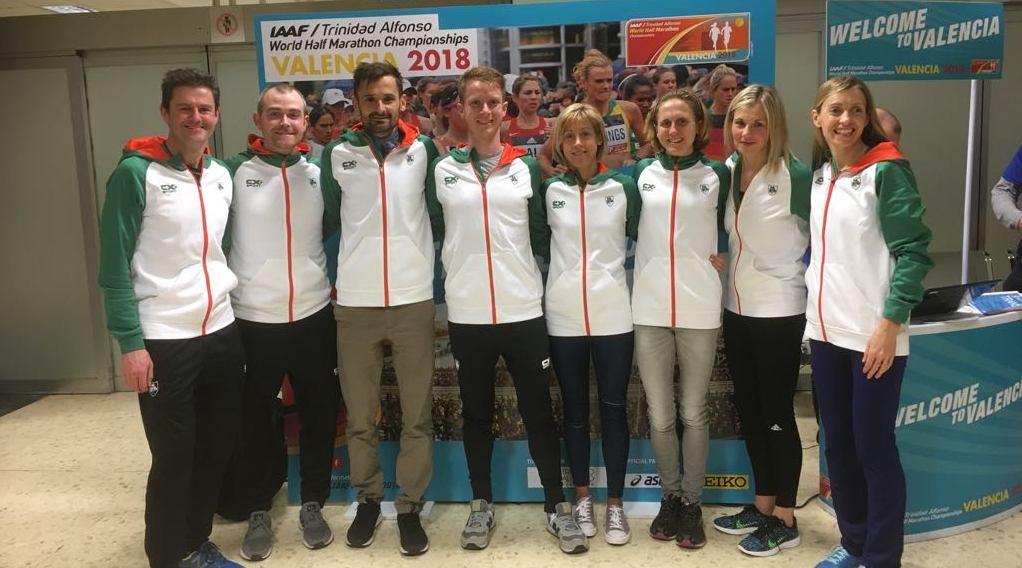 Irish team all set for World Half