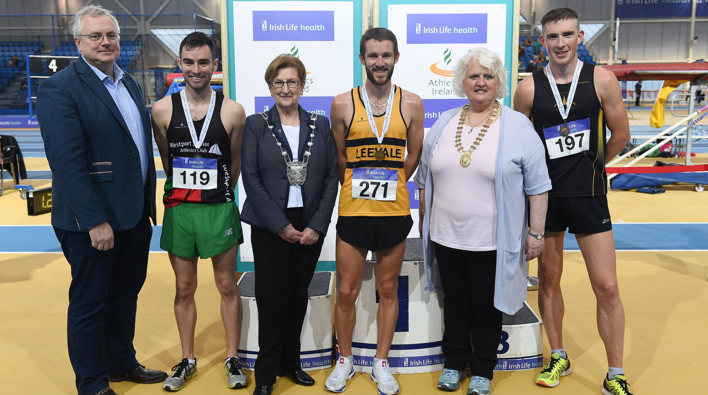 Trio selected for IAAF Race Walking Champs in China